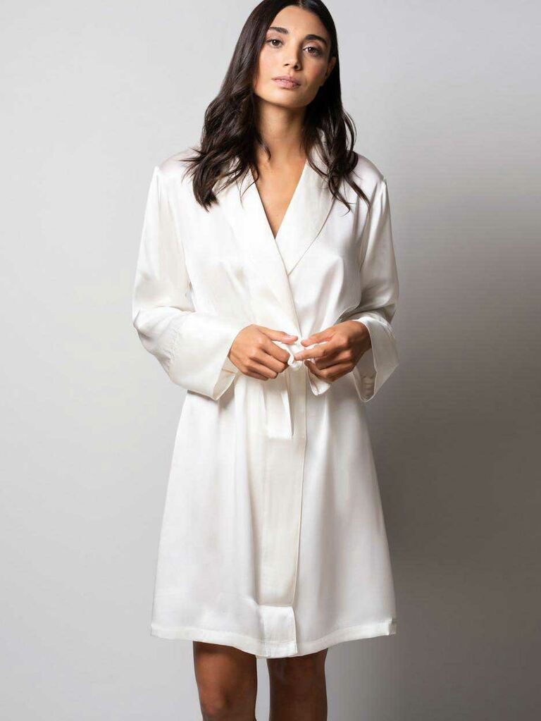32 Bridal Robes You ll Wear Way Past Your Wedding Day bf1ba1817