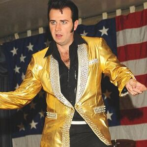 "Memphis, TN Elvis Impersonator | ""Bringing It Back"" Productions"