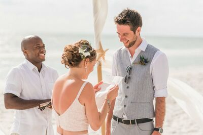 SWFL Wedding Officiant