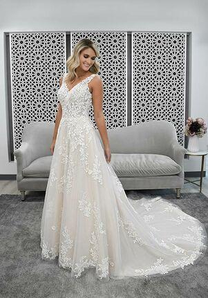 Stella York 7169 A-Line Wedding Dress