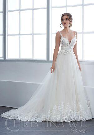 Christina Wu 15651 A-Line Wedding Dress
