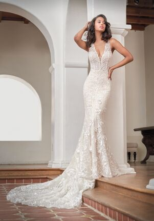 Jasmine Couture T212058 Mermaid Wedding Dress