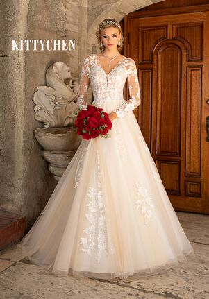 KITTYCHEN ANALEIGH, H2049 Ball Gown Wedding Dress