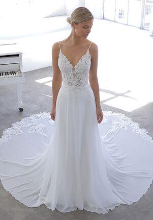 Blue by Enzoani NOVELLA Sheath Wedding Dress
