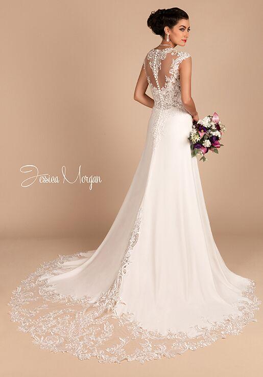 Jessica Morgan PERIDOT, J2066 Sheath Wedding Dress