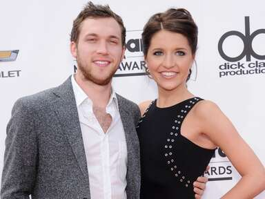 Hannah Blackwell and Phillip Phillips