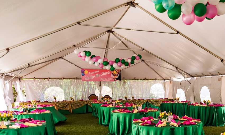 Throwback Prom party themed inspiration and ideas