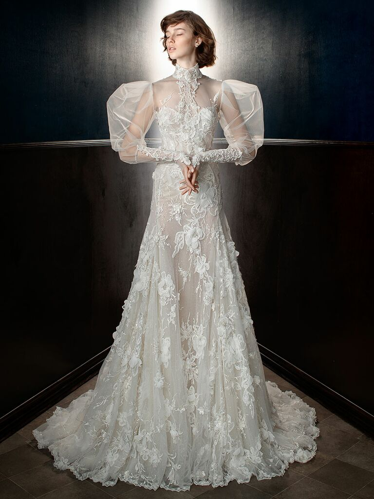 Galia Lahav Springsummer 2018 Collection Bridal Fashion Week Photos