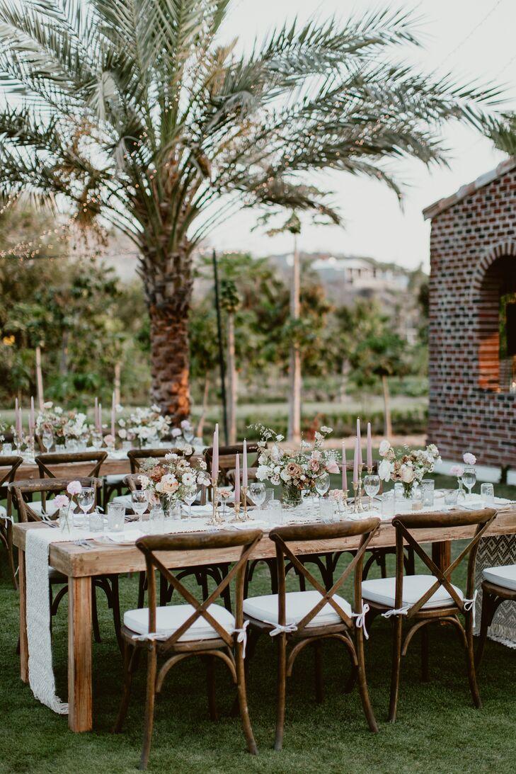 Elegant Outdoor Dining Tables