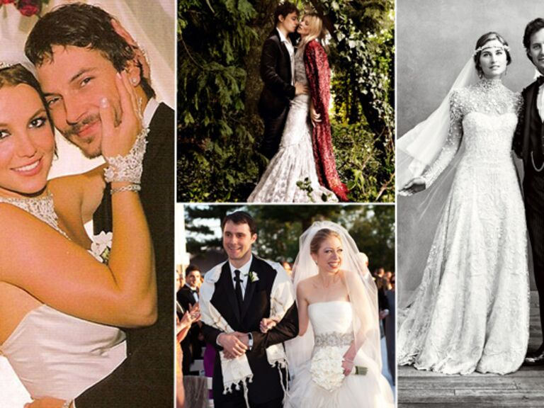 e82f1c41aff Ranking the Top 10 Most Talked About Celebrity Weddings