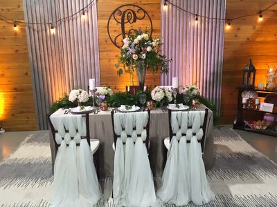 Classy Covers|Classy Event Rentals