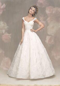Allure Couture C464 A-Line Wedding Dress