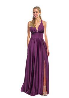 Bari Jay Bridesmaids 2093 V-Neck Bridesmaid Dress