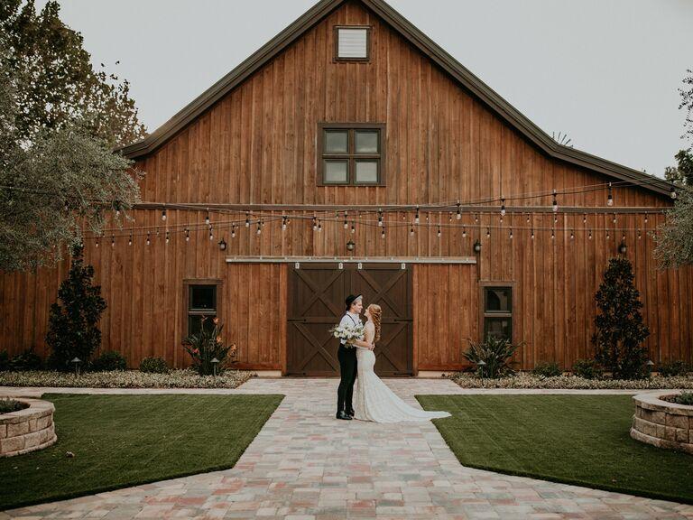 Wedding venue in Thonotosassa, Florida.