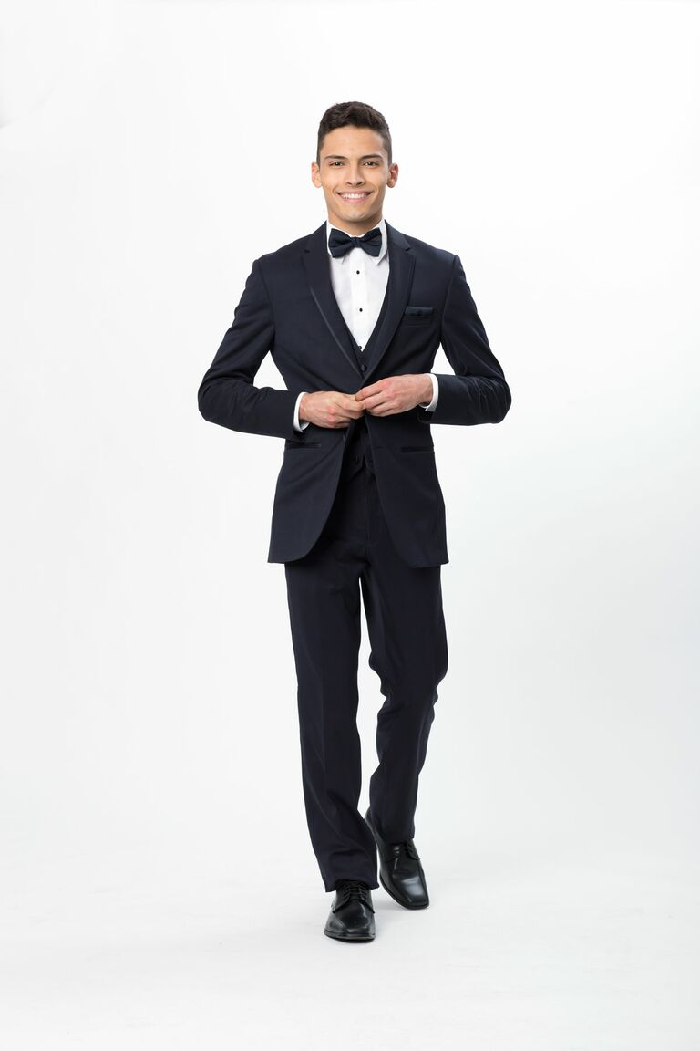 Michael Kors Midnight Blue Tuxedo