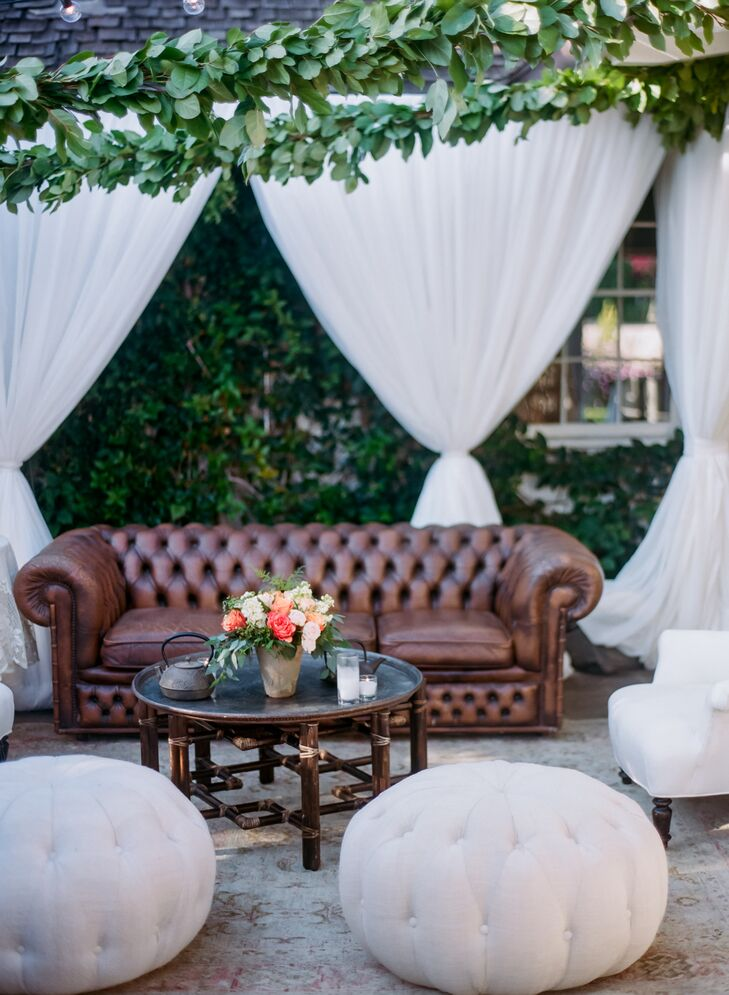 Sophisticated Garden Cocktail Lounge