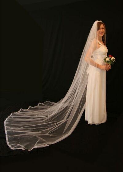 Trinity Bridal Veils