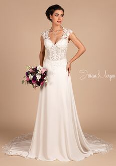 Jessica Morgan PERIDOT, J2066 Sheath Wedding Dress