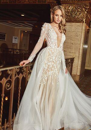 Calla Blanche 18241(SK) Scarlett A-Line Wedding Dress