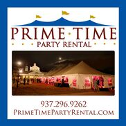 Dayton, OH Party Tent Rentals | Prime Time Party Rental