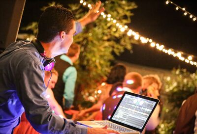 DJ Brock & Steele Weddings