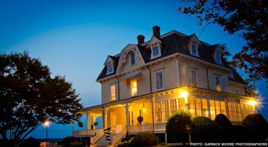 Wedding reception venues in providence ri the knot eisenhower house at fort adams state park junglespirit Choice Image