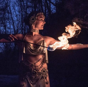 Garrison, NY Fire Dancer | Pyro Bellydancer With Fire Empire