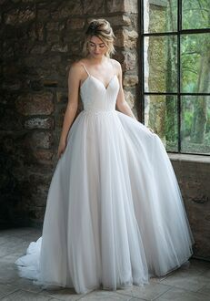 Sincerity Bridal 44069 Ball Gown Wedding Dress