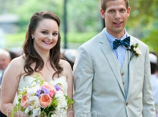 The Bride Allison McClelland, 24, an elementary school teacher The Groom Lawrence Gansel, 25, works in transportation management The Date June 12  Usi