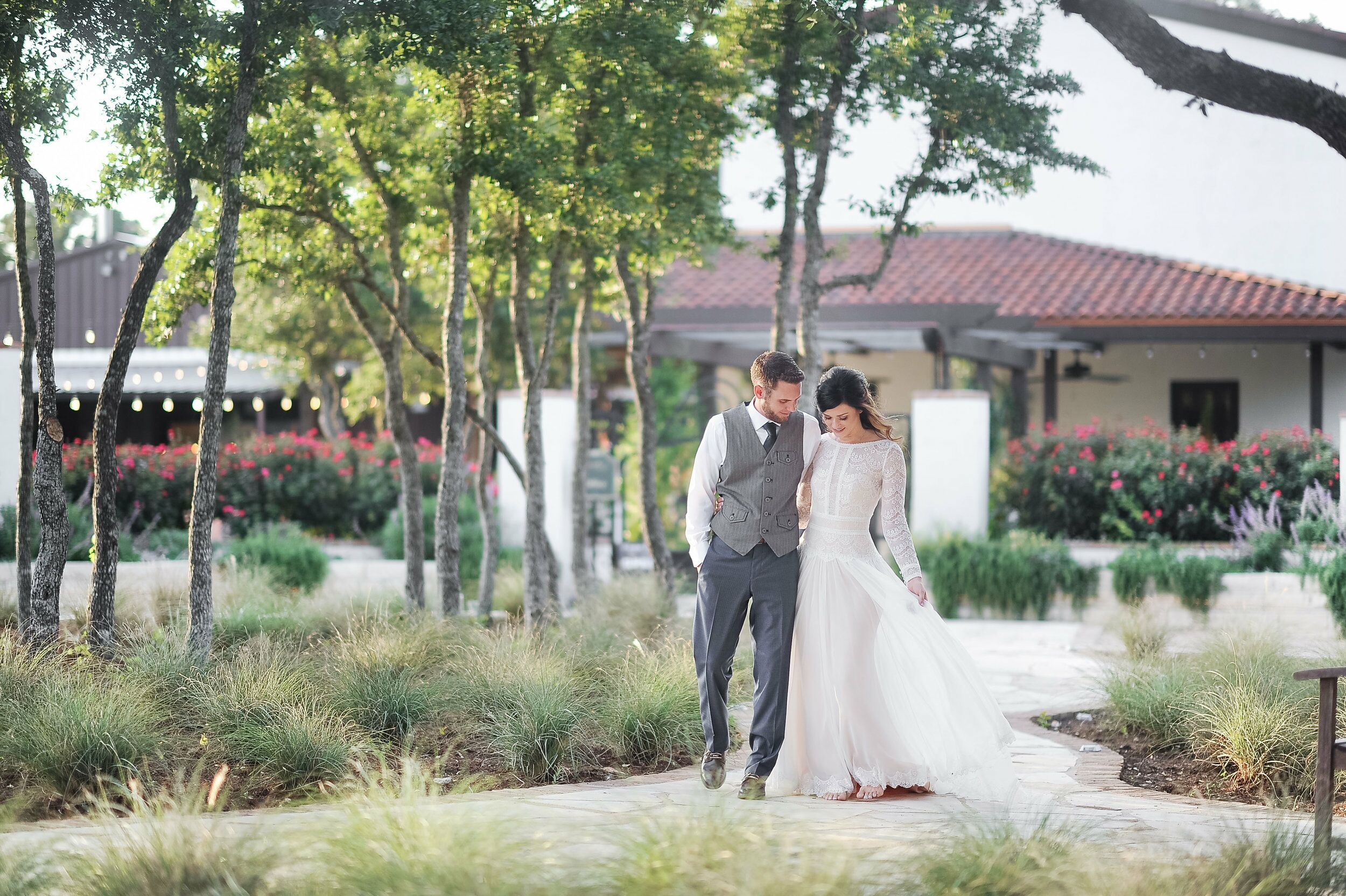Wedding Reception Venues In Buda TX