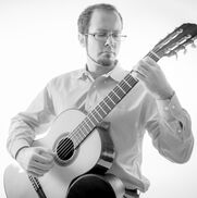 York, PA Classical Acoustic Guitar | Derek Thomas Kennell