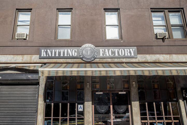 Knitting Factory Brooklyn Booking : Knitting factory brooklyn ny