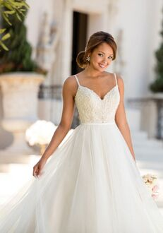 Stella York 6636 Ball Gown Wedding Dress
