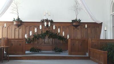 Magnolia Manor and Chapel