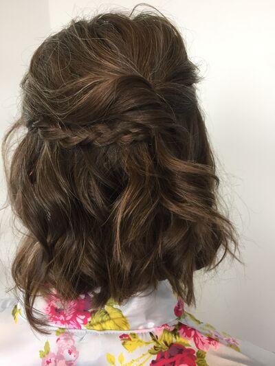 Hair by Julie Strohm