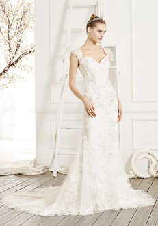 Beloved by Casablanca Bridal BL208 Jubilee Sheath Wedding Dress