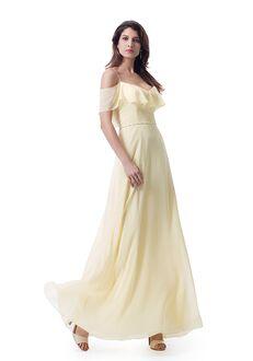 Venus Bridesmaids BM2259 Off the Shoulder Bridesmaid Dress