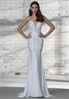 LOVE by Pnina Tornai for Kleinfeld 14688 Sheath Wedding Dress