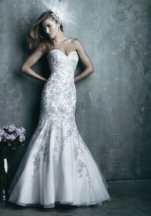 Allure Couture C283 Mermaid Wedding Dress