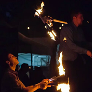 Toronto, ON Juggler | The Flamethrowers - Juggling Duo