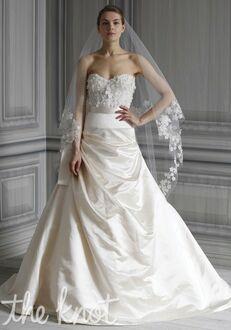 Monique Lhuillier Poppy A-Line Wedding Dress