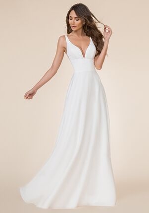 Moonlight Tango T864 A-Line Wedding Dress