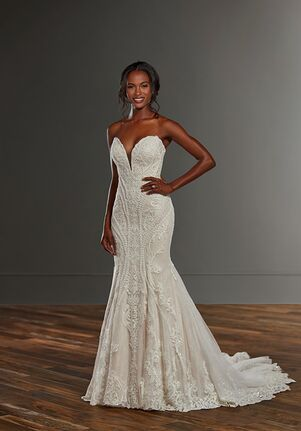 Martina Liana 1187 Wedding Dress