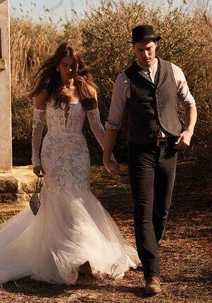 Lillian West 66164 Wedding Dress