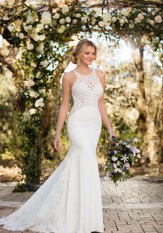 Essense of Australia D2342 Sheath Wedding Dress