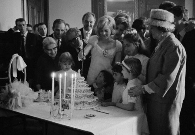 1960s Cake
