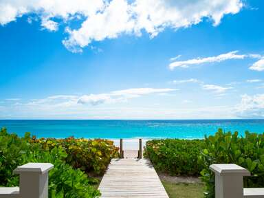 Coral Sands hotel in Harbour Island, Bahamas