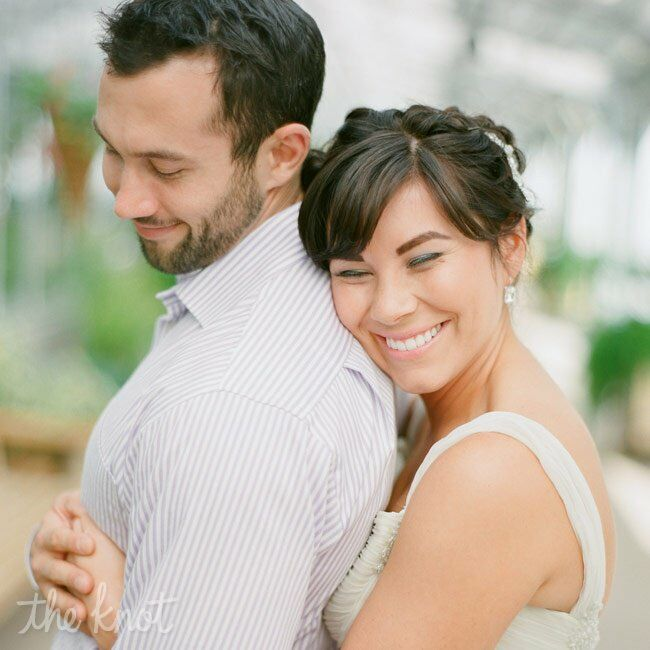 The Bride Jenna Iverson, 28, a graphic designer in Brisbane, Australia The Groom Daniel Hooper, 28, a director for Group Training Experts Australia Th