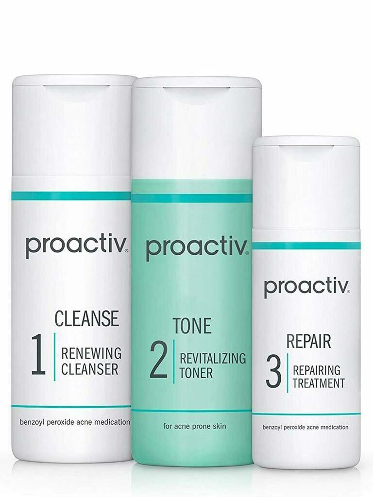 Proactiv acne system