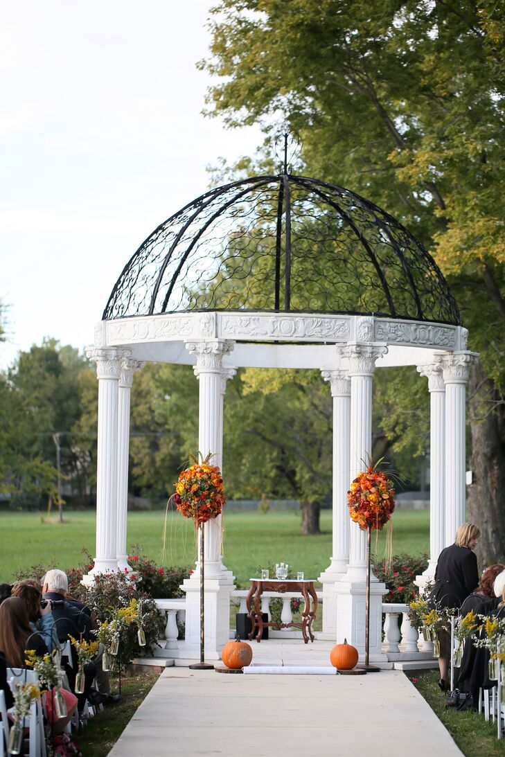 Romantic Wedding Gazebo
